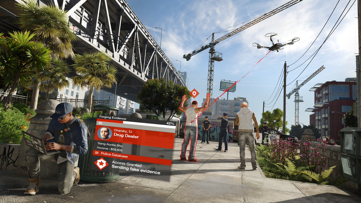 Watch Dogs 2 Announced 2