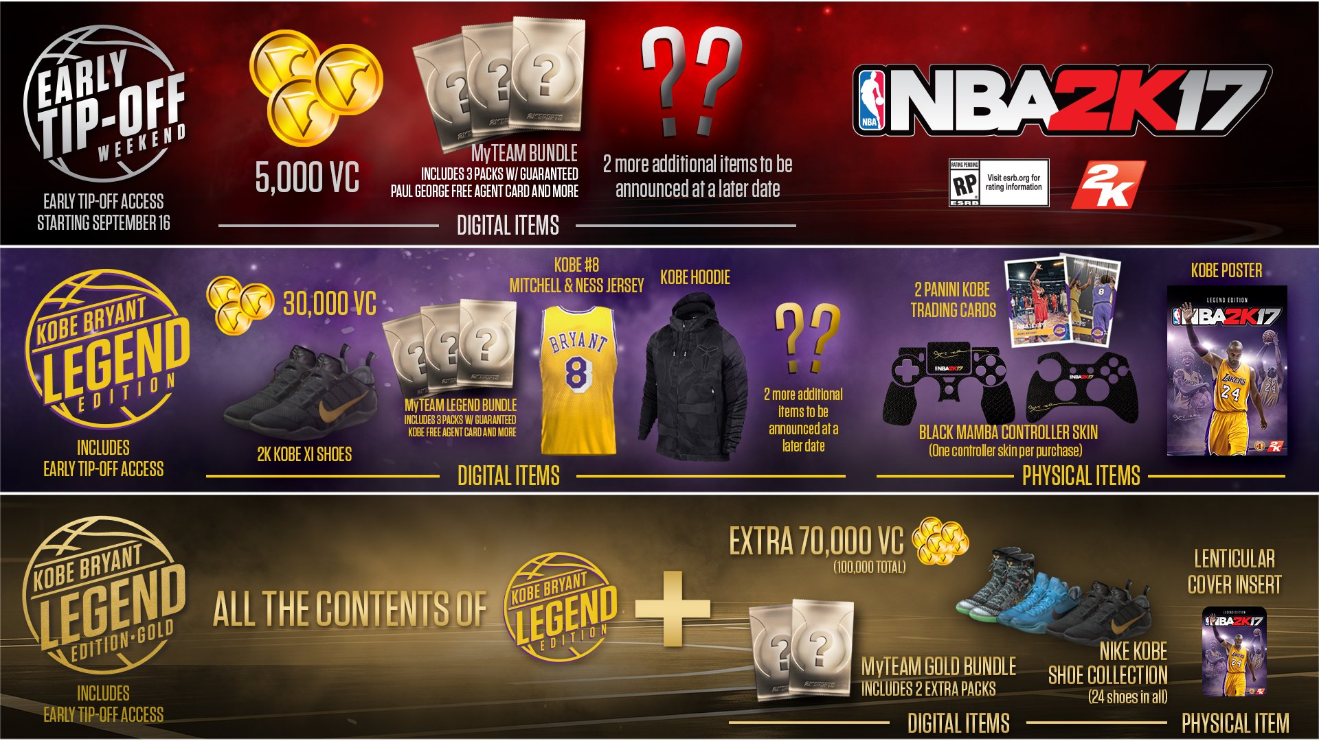 2k19 release date gold edition