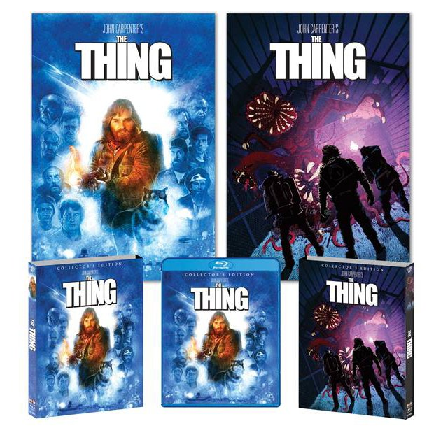 .@Scream_Factory announces the mother of all THE THING Blu-ray releases! Yow! https://t.co/pnqSZNUbWj https://t.co/5e2kK4TKUI