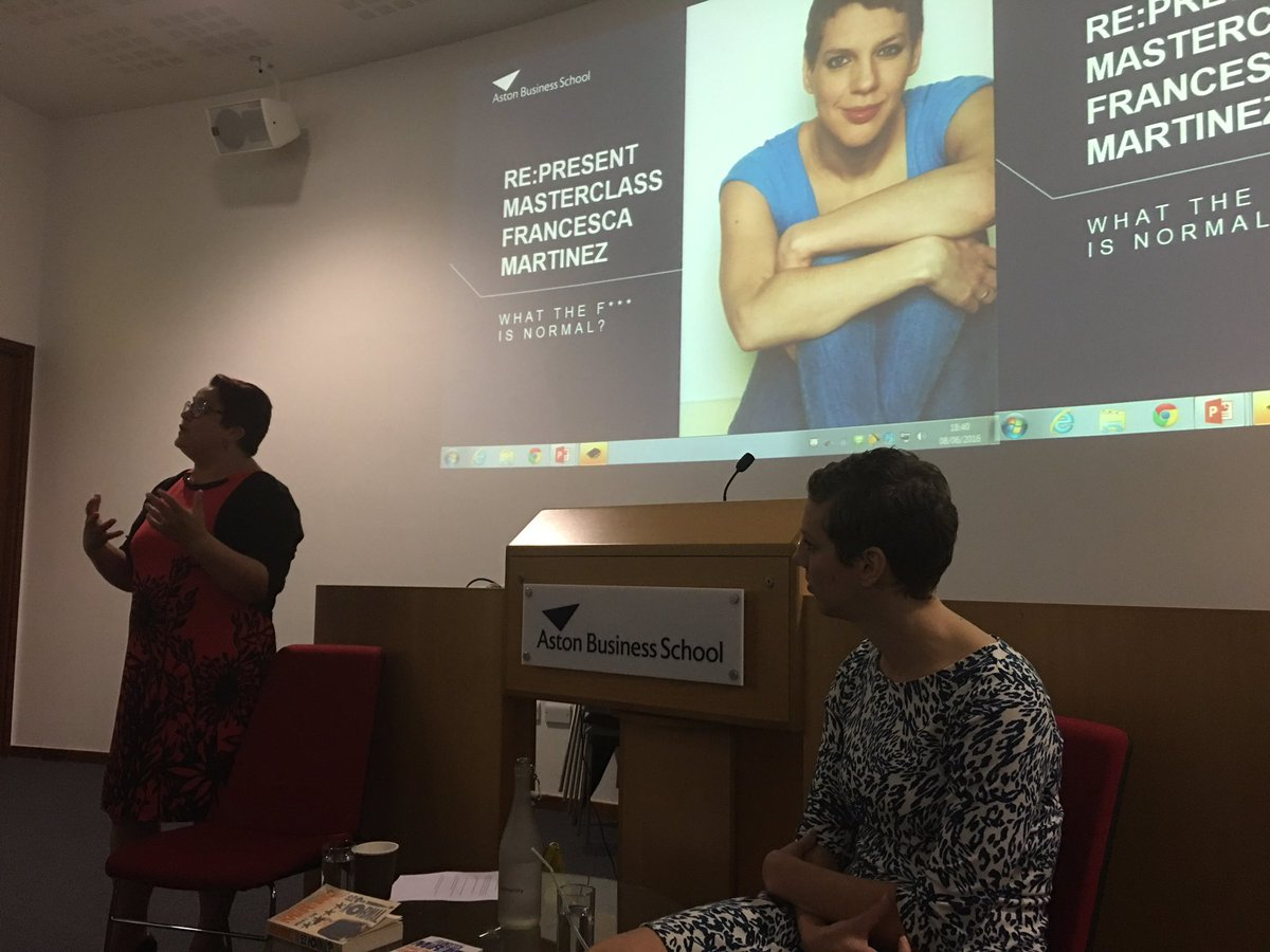 @helgahenry introduces @chessmartinez for #Represent16 @AstonBusiness https://t.co/fA2IspZoBt