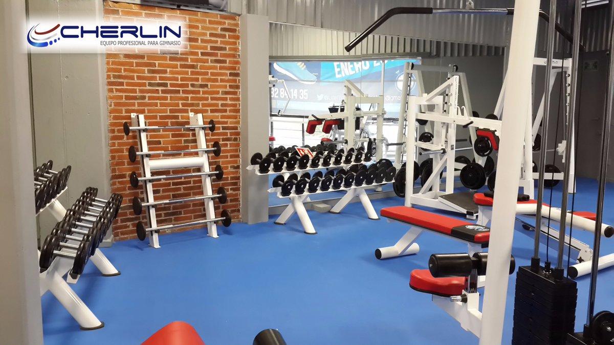 Aparatos gym cherlin equipocherlin twitter for Aparatos fitness
