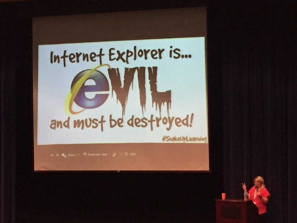 Amen! @ShakeUpLearning #R2SCMS16 https://t.co/cy2rTQtPKY