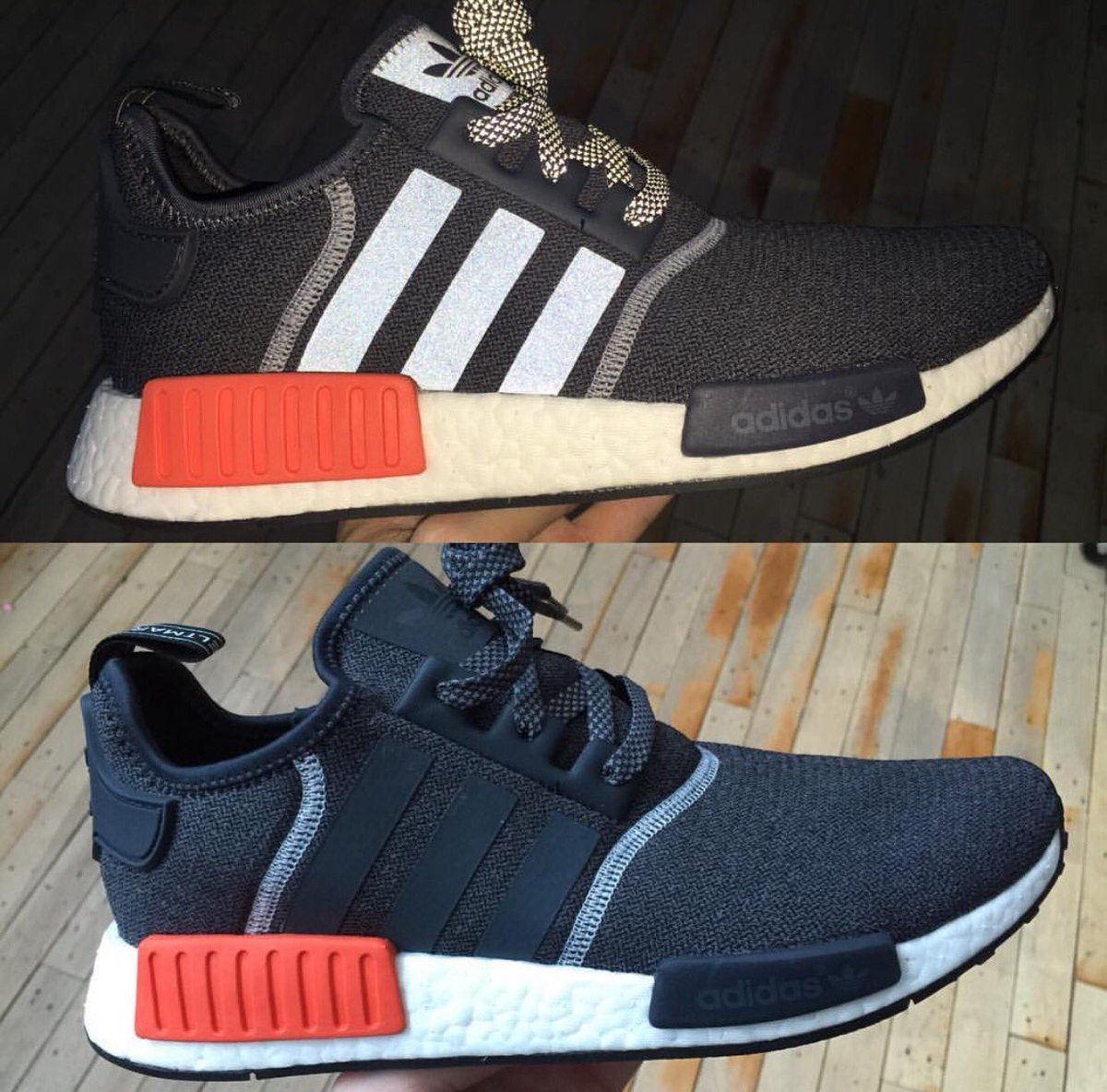 BY1909 ADIDAS NMD XR1 OG CORE BLACK 7 7.5 8 8.5 9 9.5 10