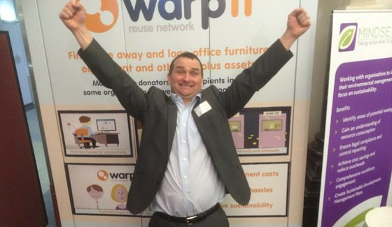 """Warp it reuse on twitter: """"find out more about the brains behind ..."""