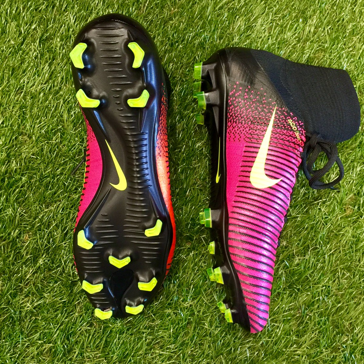 a65e99df95e0 the mercurial superfly v revolutionary stud configuration for fit touch amp  traction nike