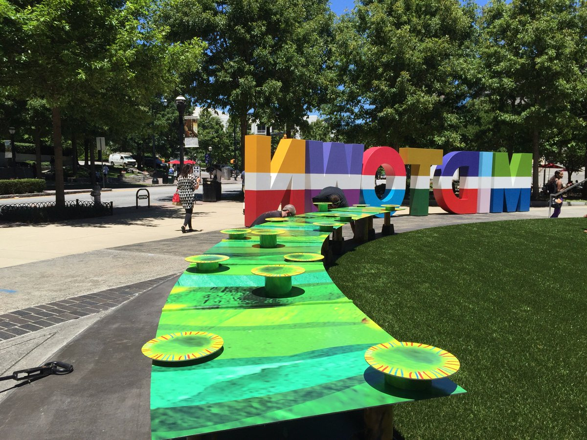 What's GROWing on over in @ColonySquareATL? Join @HighMuseumofArt & @alliancetheatre tomorrow @ 10AM to find out! https://t.co/bBxlooT5LC