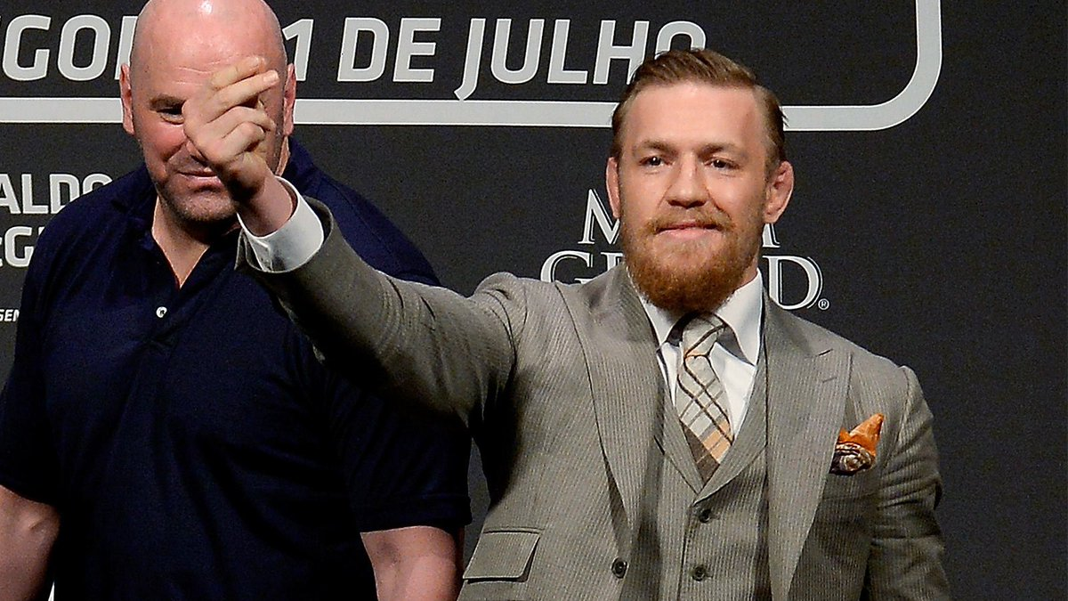 Conor McGregor makes the list of Forbes 100 highest paid athletes https://t.co/D4fWxXYGYU #UFC @TheNotoriousMMA https://t.co/7RMKvGzKf1