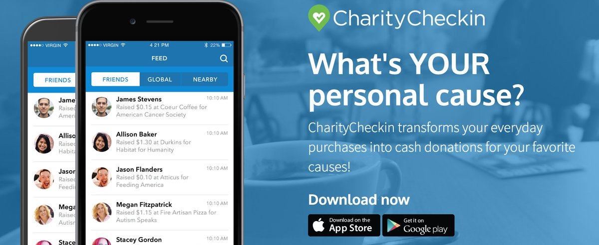 #MIN87 attendees! Be sure to download @charitycheckin before tonight @ https://t.co/56gngOj4w5 @MassInno @KenHerron https://t.co/pmsAlE5PiJ