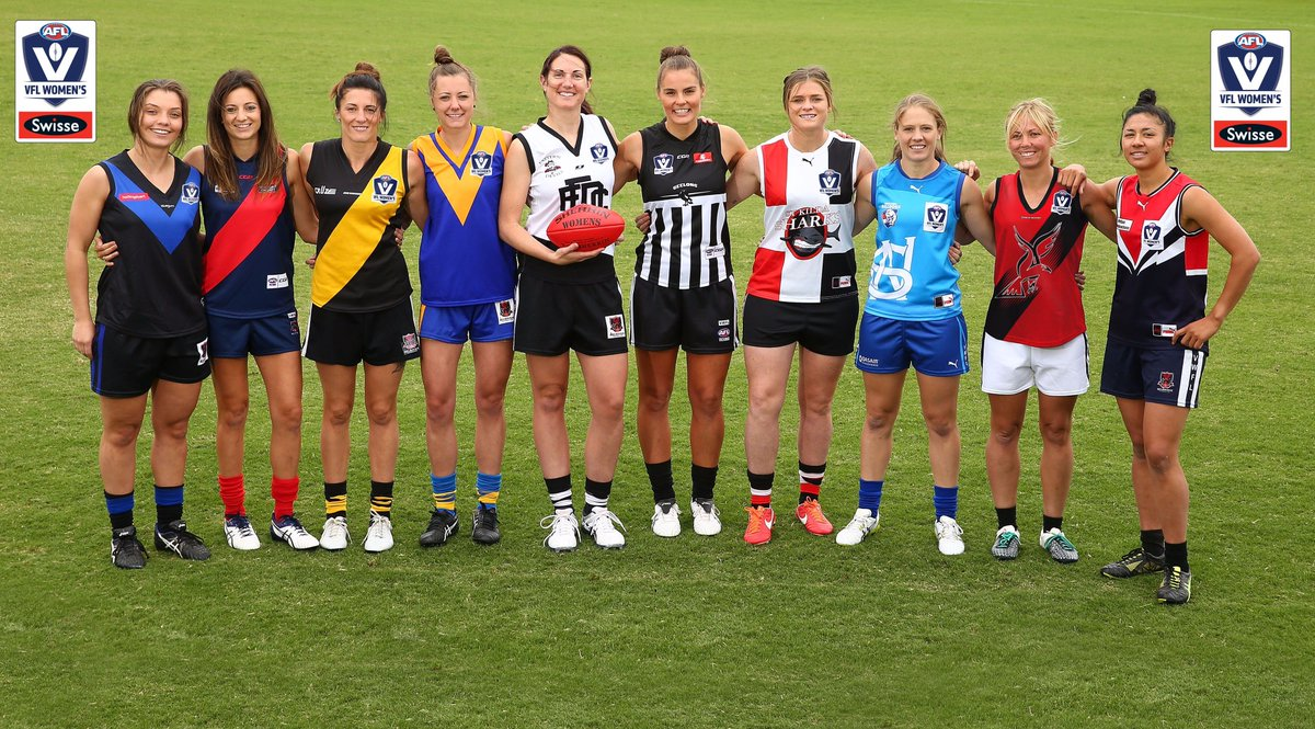 The #VFLWomens competition has announced @SwisseAU as 2016 naming rights partner https://t.co/iyNDQE5XQx @AFLFemale https://t.co/668MgG5jXF