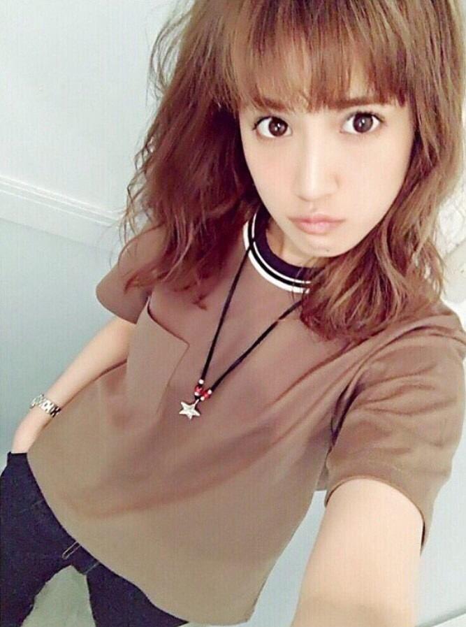 茶髪の藤井夏恋