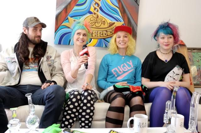 The HIGH TIMES Interview: Tacocat