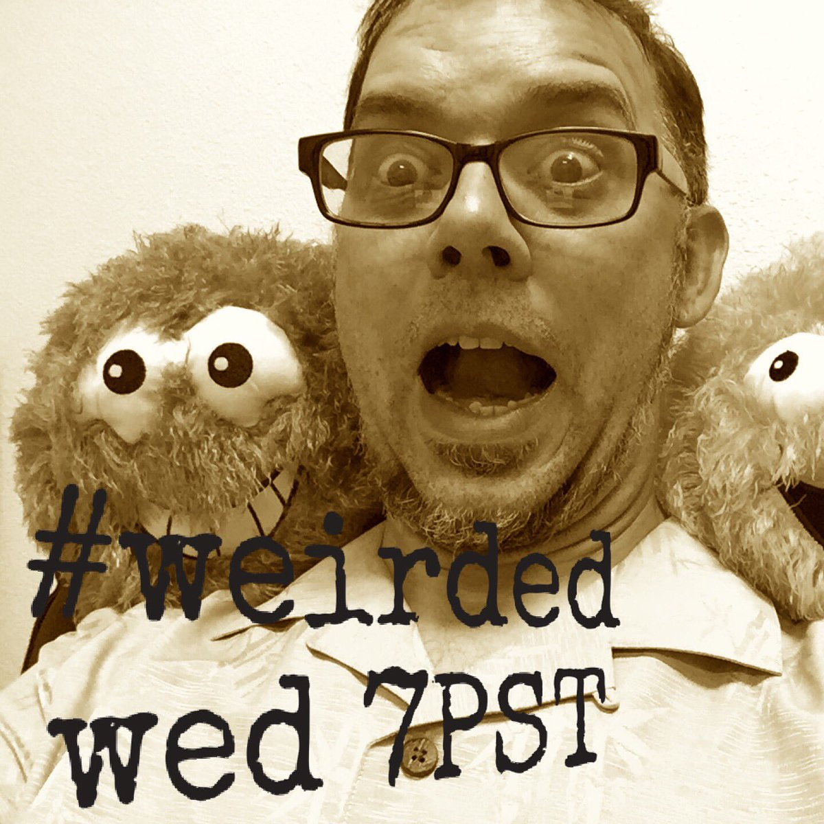 In 60 minutes join me for a #WeirdEd about subversion instruction. @davidtedu @nathan_stevens #tagasubversive https://t.co/HPfs4m1VCa