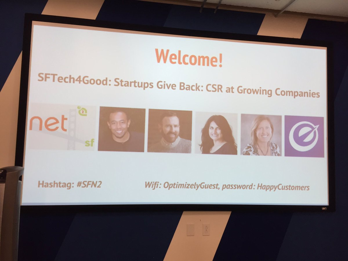 Thumbnail for Startups Give Back: CSR at Growing Companies