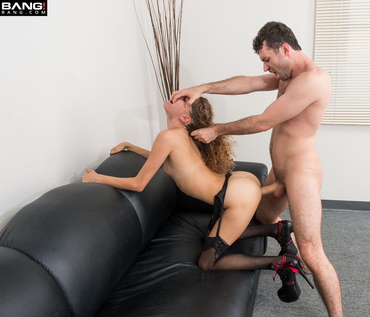 James Deen Rough Sex Blonde