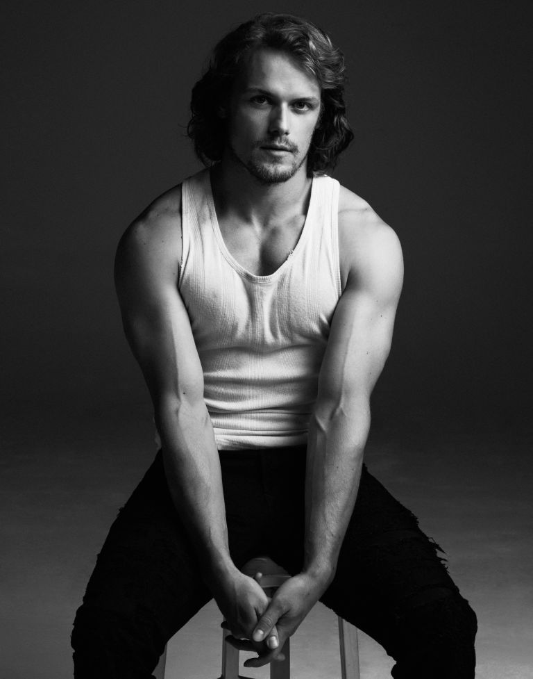 We are currently experiencing some technical difficulties. In the meantime, enjoy this photo of @SamHeughan https://t.co/RCYG40Ngry