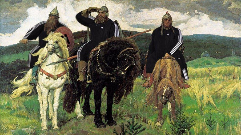 rare portrait of my Slavic ancestors https://t.co/LkbivXLbHC