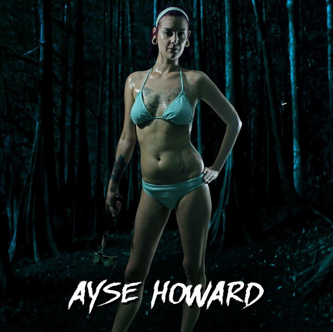 Ayse Howard Nude Photos 13