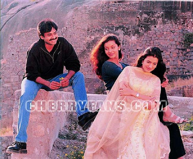 Badri Movie Images With Quotes: Ameesha Patel's Birthday Celebration