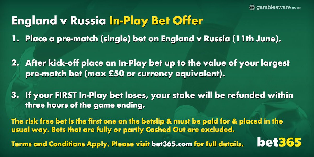 Bet365 Betting Bonus