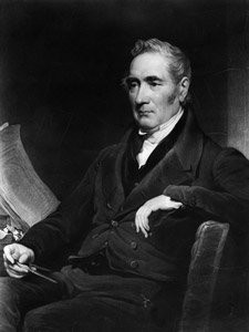 Happy Birthday George Stephenson! The engineer and 'Father of the Railways' was born on this day 1781 #HappyBirthday https://t.co/YNYv9DWseQ