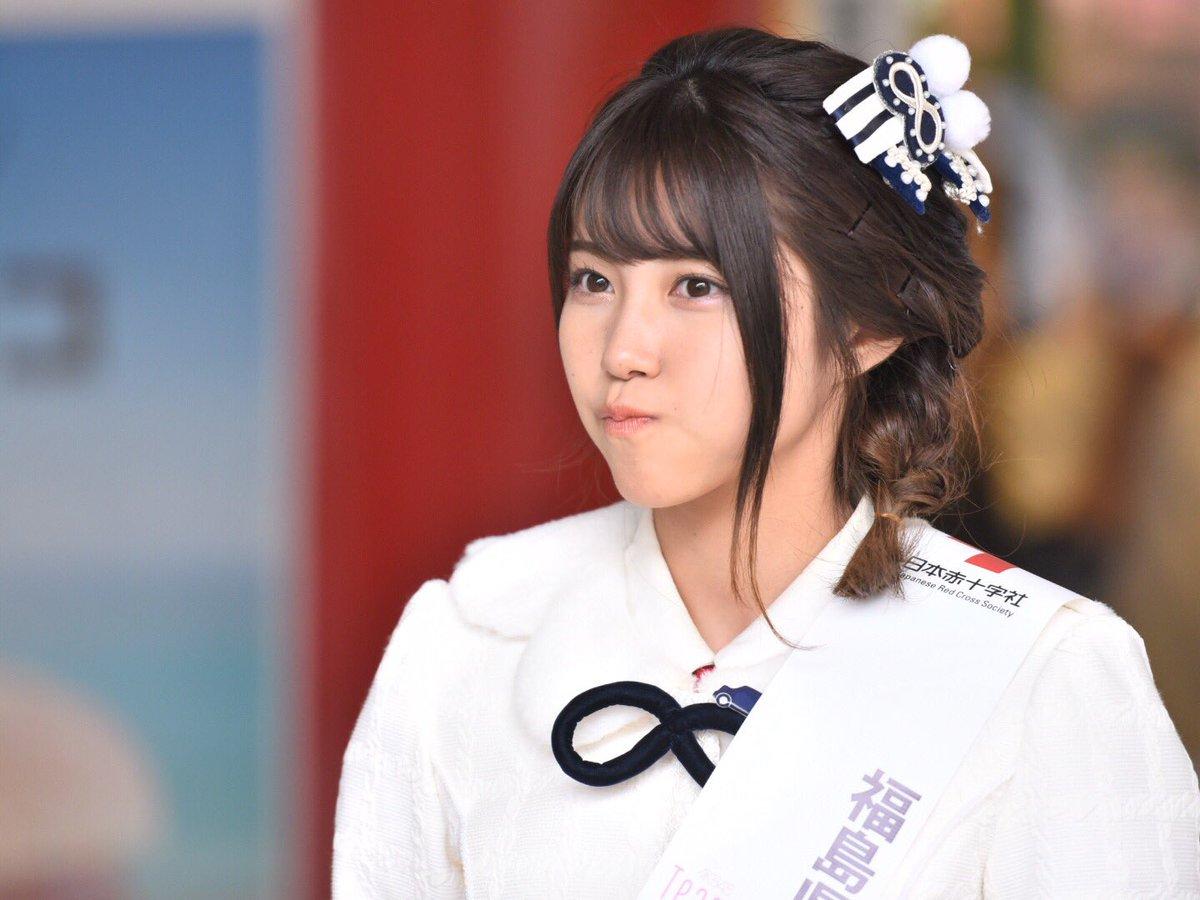 "Team 8 Lounge on Twitter: ""160604 Mogi Kasumi as ""Fukushima's ..."
