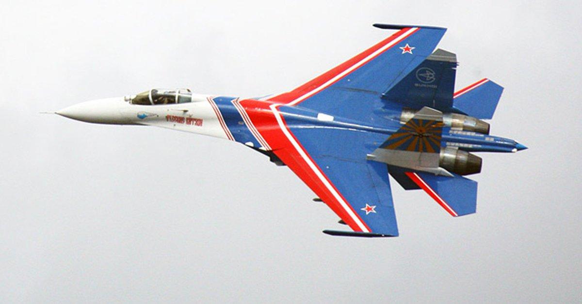 Маловато будет!: Под Москвой разбился истребитель Су-27 из