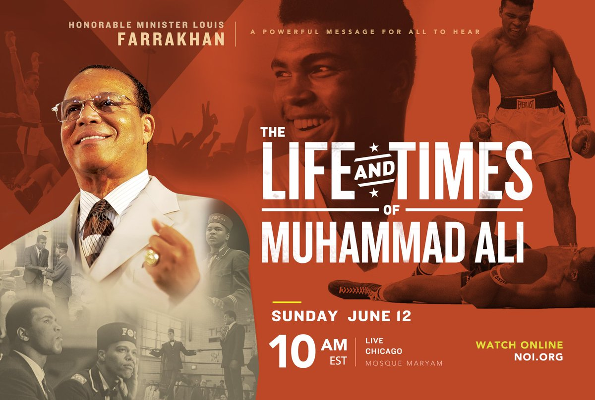life and times of muhammad ali Muhammad ali: his life and times by thomas hauser and a great selection of similar used, new and collectible books available now at abebookscom.