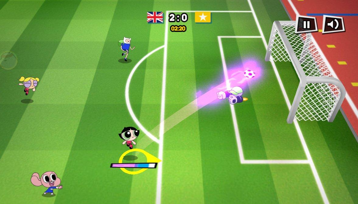 Cartoon Network Football Games Toon Cup 2017 | cartoon ...