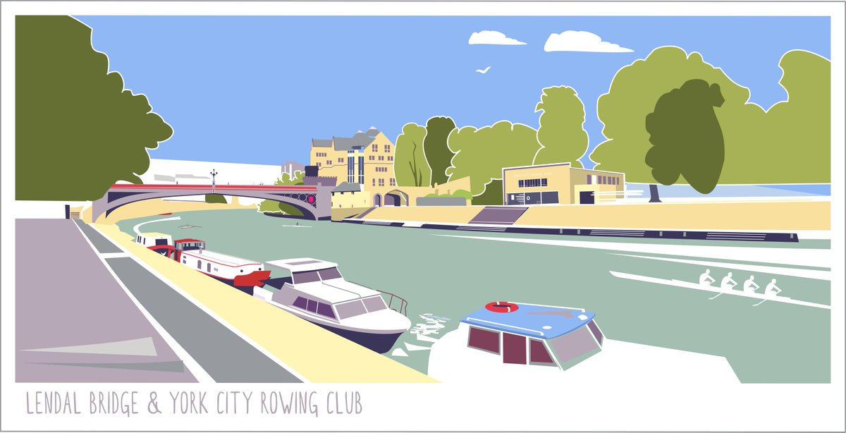 River Ouse Drawing