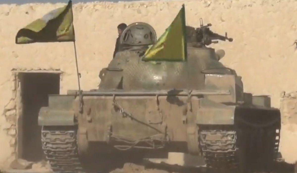 قوات سوريا الديمقراطيه ( قسد ) .......نظرة عسكريه .......ومستقبليه  CkgMjeUWYAAl_8i