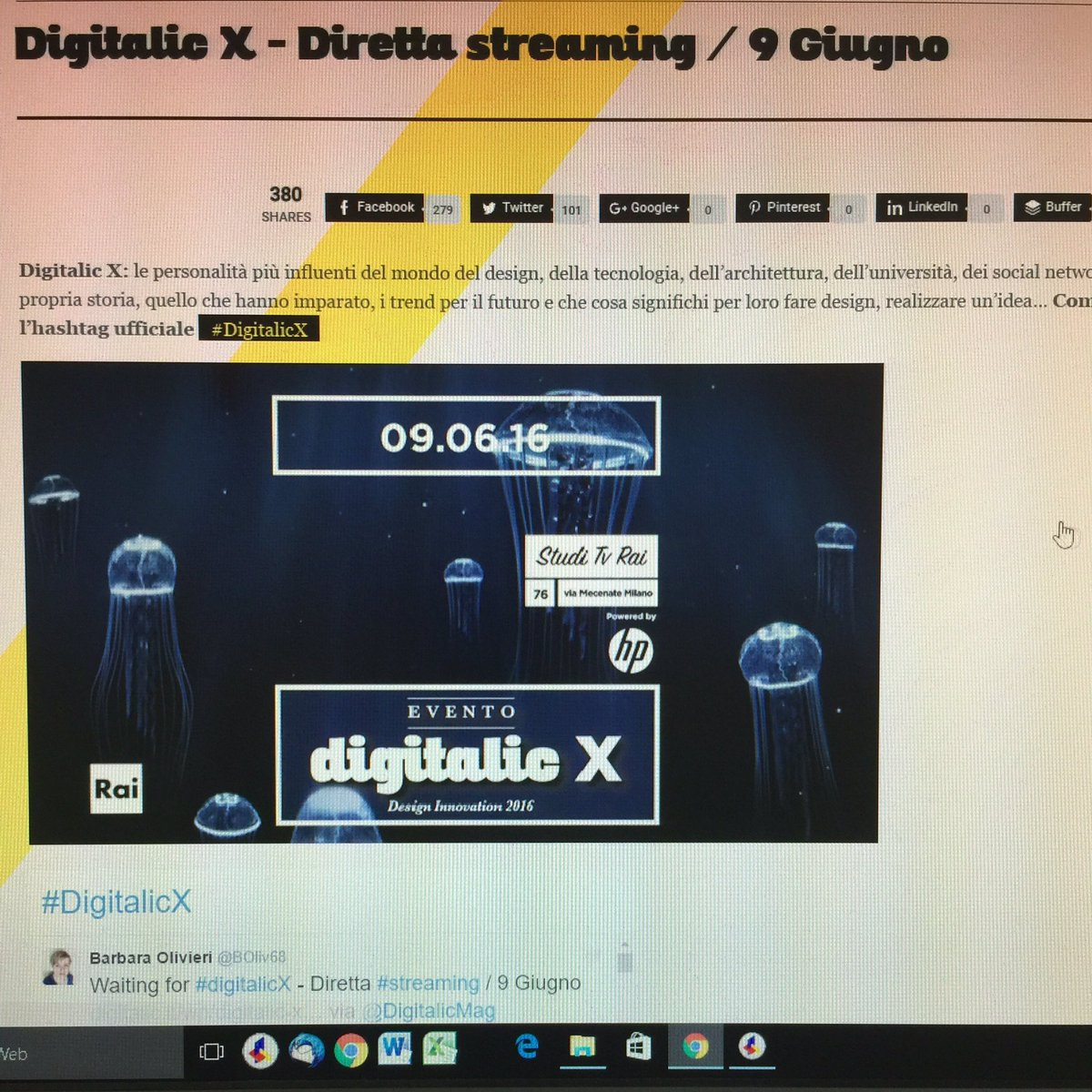 Thumbnail for DigitalicX in streaming
