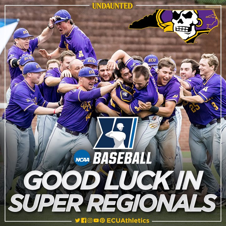 Arrrgh state! RT to support the Pirates as the only university in NC competing in Supers! #ECUndaunted #RoadToOmaha https://t.co/rf9lPa524K
