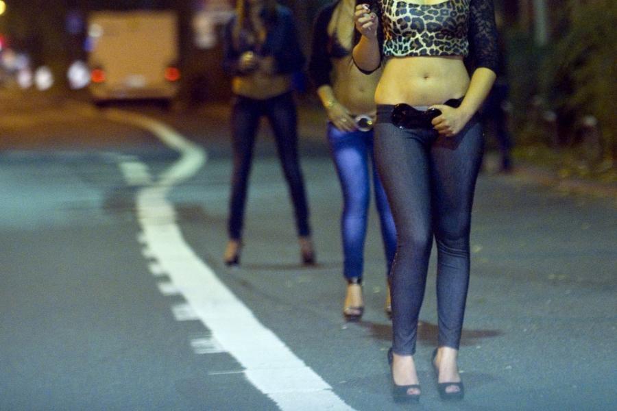Menschenhandel: Sklavinnenmarkt mitten in unserer
