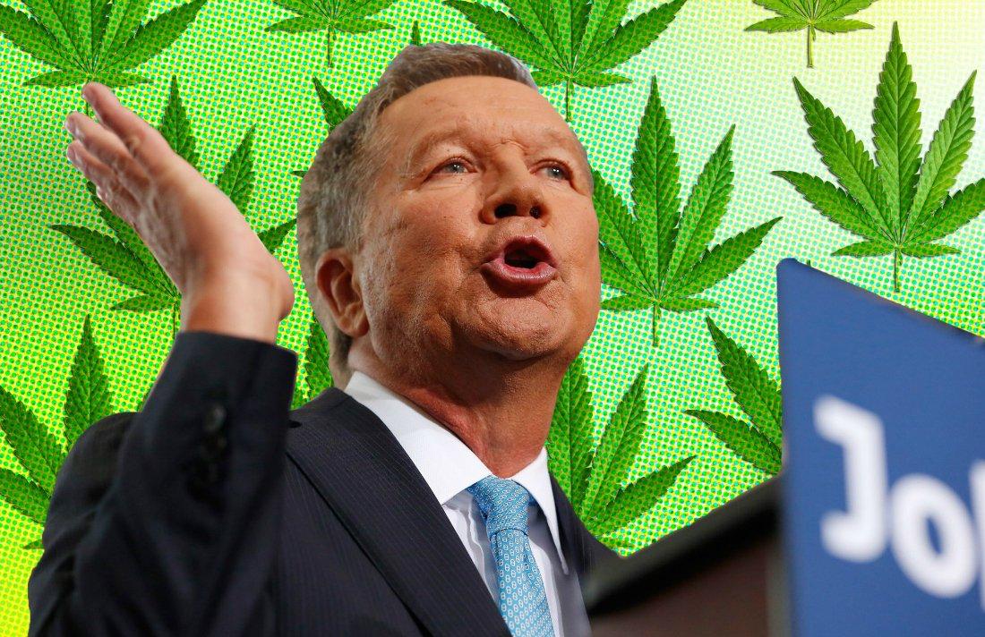 Ohio Becomes Latest State to Legalize Medical Marijuana