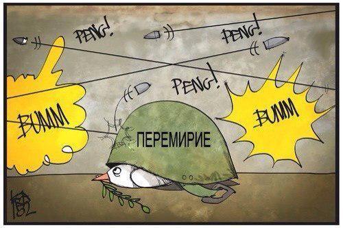 """Боевики возвращают к линии фронта танки, """"Грады"""" и САУ. За неделю зафиксировано 108 единиц тяжелого вооружения, - ГУР Минобороны - Цензор.НЕТ 7272"""