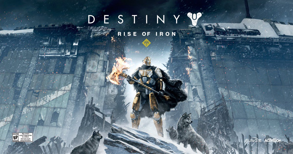 Destiny: Rise of Iron Reveal Trailer 1