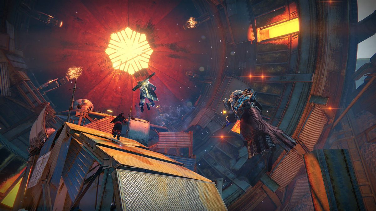 Destiny: Rise of Iron Reveal Trailer 2