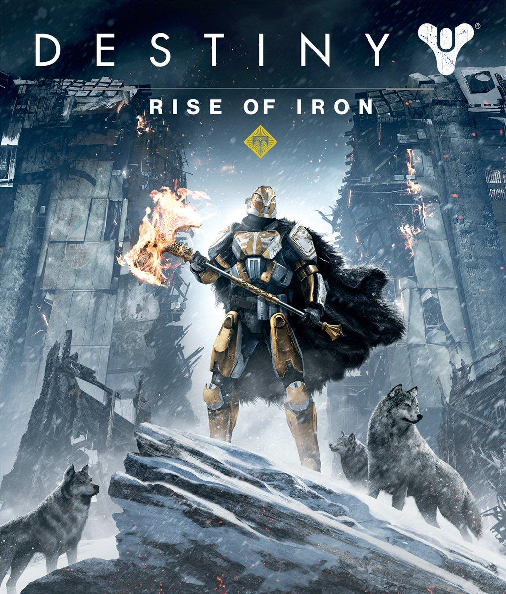 Destiny: Rise of Iron Reveal Trailer 5