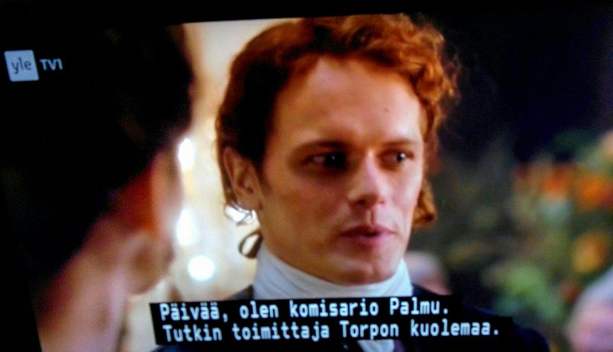 Onnistuin saamaan #Yle Teeman tekstityksen Yle TV1:lle. Lopputulos oli hieman outo. https://t.co/Mr9T2clUGI
