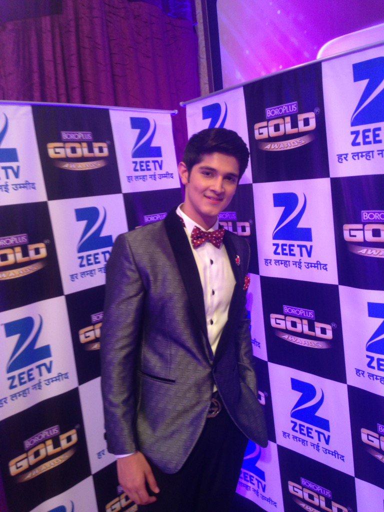 Rohan Mehra,Gold Awards 2016,Zee Gold Awards,pic,image,picture,photo,Yeh Rishta Kya Kehlata Hai,Boroplus Gold Awards,Naksh