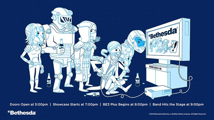Get new details on our E3 Showcase. https://t.co/WfuWMNbos3  See you Sunday night! #BE3 https://t.co/X4Gje0LLp3