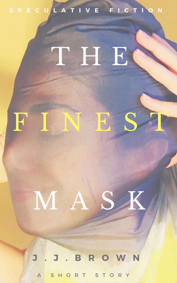The Finest Mask ~ my speculative fiction book came out today as a single on #Kindle https://t.co/KZb7yeZcfd https://t.co/UXrkYVCbJU
