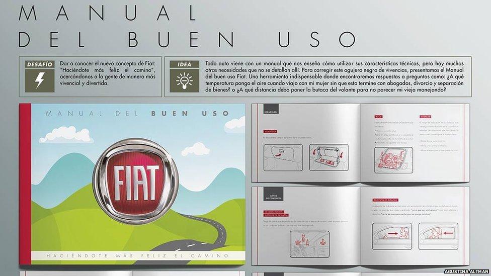 Manual del Buen Uso Fiat Argentina