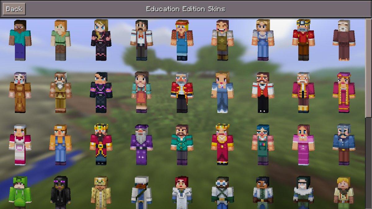 "DrSupoet Srinutapong on Twitter: ""Minecraft Education Edition"