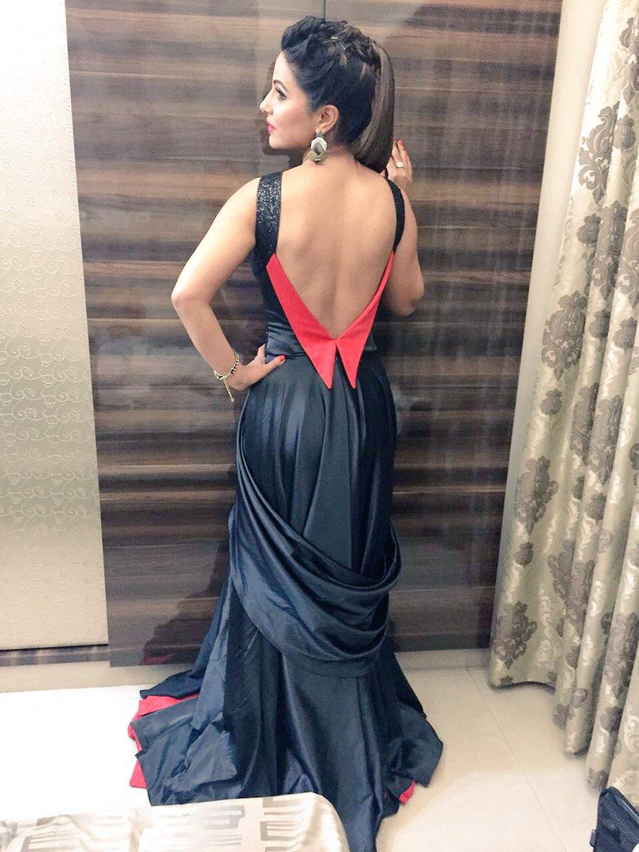 Hina Khan aka Akshara of Yeh Rishta Kya Kehlata Hai
