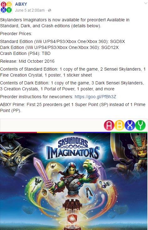 [SI] Skylanders Imaginators - Page 3 Ckhv782WsAAU4DY
