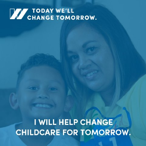 #Childcare wrkr Kaliki pledges to fight for #ChildCareForAll for her family and all working families! #StateOfWomen https://t.co/KC3KXKItXF