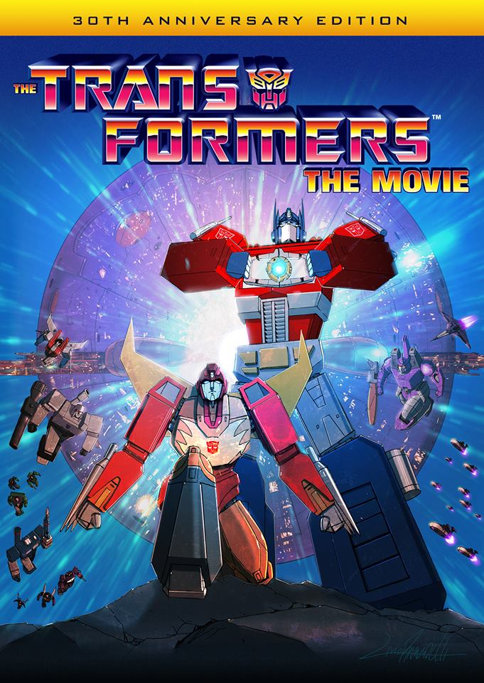 Transformers: The Movie will be remastered & release this September for the #30thanniversary. https://t.co/K8XGwmfBqy