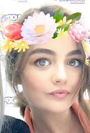 My #teenchoice vote for #choicesummerTVactress is the incredible  lovely @lucyhale