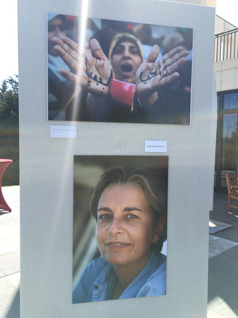 Thumbnail for Adriane Ohanesian Awarded Anja Niedringhaus Prize